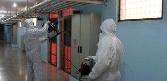 Cezaevlerinde alınan önlemlerin süresi 2 hafta daha uzatıldı