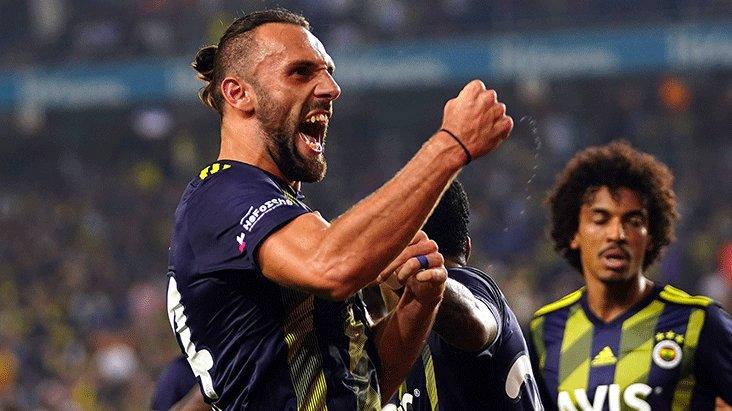 Fenerbahçe'nin golcüsü Vedat: Samandıra'yı özledim