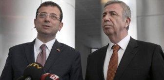 İmamoğlu ve Yavaş'ın başlattığı kampanyayı Bakanlık durdurdu: İzinsiz yardım toplanamaz