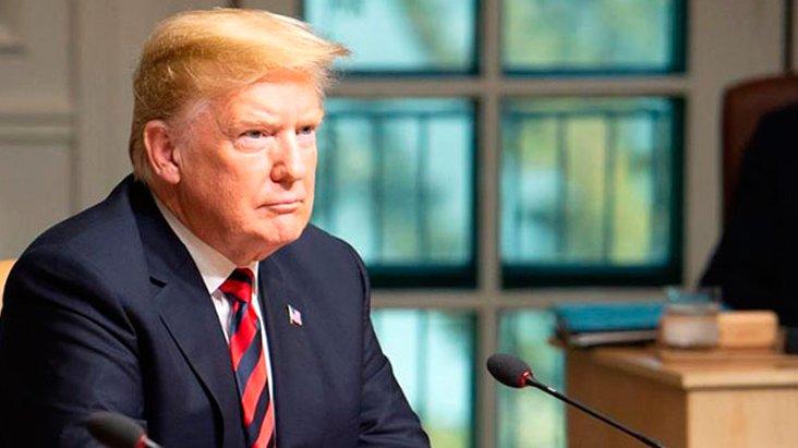 Trump 'harika' olarak yorumladı: Rusya bir uçak dolusu malzeme gönderdi