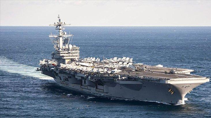 ABD'nin karantinadaki uçak gemisinin kaptanının mektubu basına sızdı