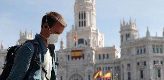 İspanya'da ölü sayısı 10 bine yaklaştı, vaka sayısı 100 bini aştı