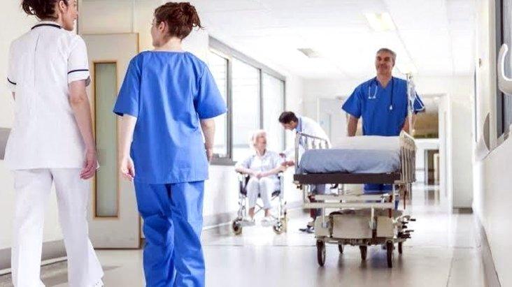 Bağış için sağlıkçıların maaşından kesinti yapılacak iddialarına yanıt