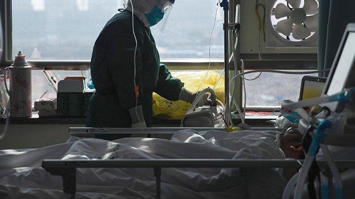 Salgında en acı haber! ABD'de 6 haftalık bebek koronavirüsten hayatını kaybetti