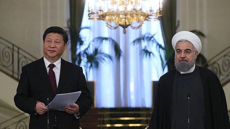 İran, Çin'i verileri yanlış paylaşmakla suçluyor