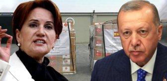 Akşener, Avrupa'ya yapılan yardımlar konusunda Erdoğan'a yüklendi: Önce kendi insanına yardım et