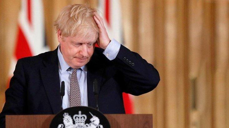İngiltere'den virüse yakalanan Johnson'ın son durumu hakkında açıklama