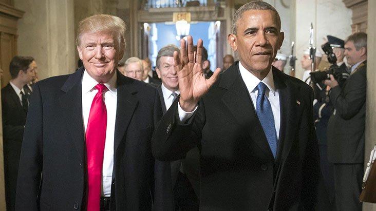 Koronavirüs anketinde Trump'a soğuk duş: Obama yüzde 52 oy aldı