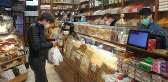 Kuru yemişe olan talep artınca satıcılar uyardı: Fiyatlar artabilir