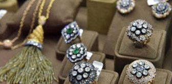 Mücevher ihracatı karantina ayı Mart'ta büyük düşüş yaşadı