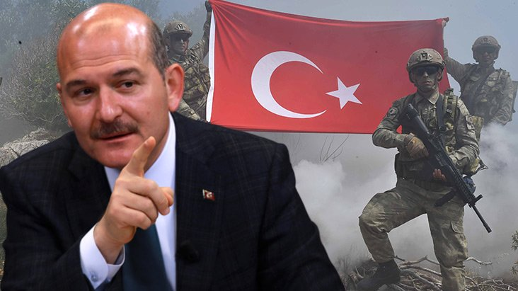 Soylu: Talimat verdim, köylülere saldıran PKK'lıları lime lime edin