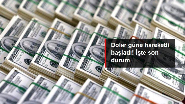 Dolar yükselişe geçti! İşte son durum