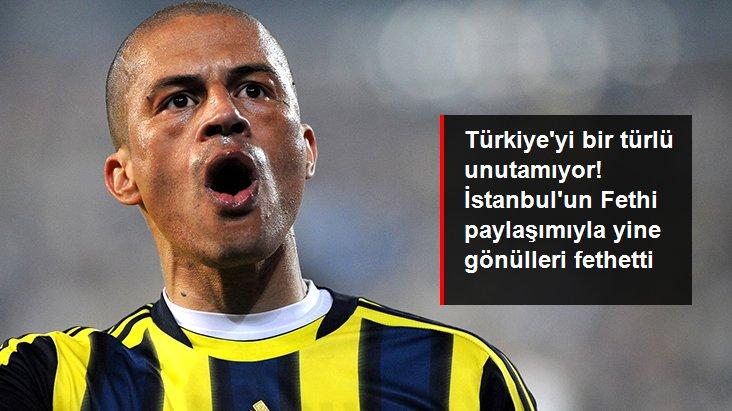 Türkiye yi bir türlü unutamıyor! İstanbul un Fethi paylaşımıyla yine gönülleri fethetti