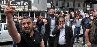 HDP'nin kıl payı MHP'den aldığı kentte 'Kayyum' sloganları atıldı