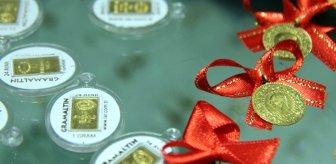 Sert düşüş yaşayan altının gram fiyatı 366 liradan işlem görüyor