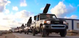 Libya'da darbeci Hafter'e bağlı güçler, Sirte'ye binlerce paralı asker gönderdi