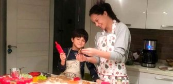 Ebru Şallı, vefat eden 9 yaşındaki oğluyla çekilen fotoğrafını paylaştı: Seni çok özledim ponçiğim