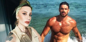 İrem Derici'den yakışıklı oyuncu Michele Morrone'ya olay yorum: Boy boy çocuklarımız olacak