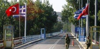 Yunanistan, Türkiye ile sınır kapılarını 1 Temmuz'dan itibaren açıyor