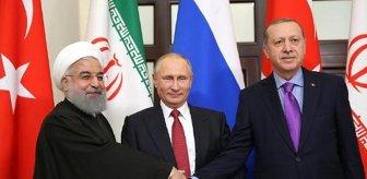 Son Dakika: Erdoğan, Putin ve Ruhani yarın Suriye'yi görüşecek