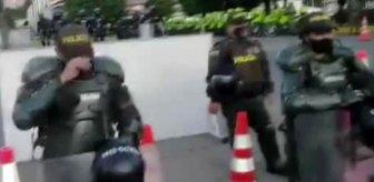 Kolombiya'yı ayağa kaldıran olay! 7 asker, 13 yaşındaki kız çocuğuna cinsel istismarda bulundu