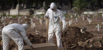 Son Dakika: Brezilya'da koronavirüs salgını sebebiyle bir günde 1280 kişi hayatını kaybetti
