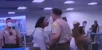 ABD'de polisin siyahi bir kadına yumruk atması tepkilere neden oldu