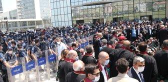 İçişleri Bakanlığı Sözcüsü Çataklı: Ankara'daki 15 günlük kısıtlama sadece barolarla ilgili değil