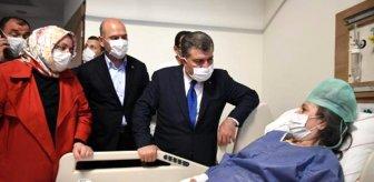 Bakan Koca, fabrika patlamasında yaralanan 114 kişiden 92'sinin taburcu olduğunu söyledi