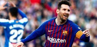 Lionel Messi, 2021 yılında Barcelona'dan ayrılmaya karar verdi