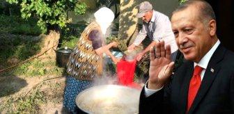 Cumhurbaşkanı Erdoğan'ın 'Her sabah içiyorum' dediği dut pekmezinin satışları patladı
