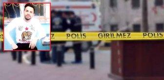 2 çocuk babası, evinin önünde otururken silahlı saldırıda hayatını kaybetti