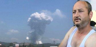 Havai fişek fabrikasında çalışan işçi, olay anını anlattı: Patlama beni 10 metre fırlattı