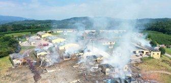 Havai fişek fabrikasındaki patlamanın ardından uzman isim uyardı: Bölge ciddi tehlikeyle karşı karşıya