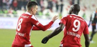 Transferin gözde ismi Mert Hakan, Sivasspor'daki performansıyla dikkat çekiyor