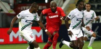 Gaziantep FK, deplasmanda Denizlispor'u 1-0 yendi
