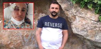 Sokak ortasında kadını darbeden şahıs tutuklandı