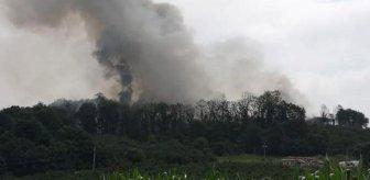 Son Dakika: Sakarya'daki patlama sonrası ortaya atılan radyasyon sızıntısı iddialarını AFAD yalanladı