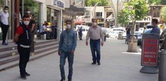 Hakkari'de maskesiz sokağa çıkmak yasaklandı