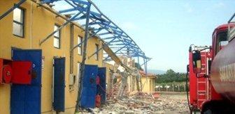 Sakarya'daki havai fişek fabrikasında son 11 yılda üçüncü patlama gerçekleşti