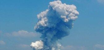 Son dakika: Sakarya'daki patlamaya ilişkin Meteoroloji'den açıklama: Patlamadaki gazlar ülkeyi Akdeniz üzerinden terk edecek