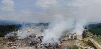 Son dakika: Sakarya'daki patlamada 4 vatandaşımız öldü, 97 vatandaşımız yaralandı