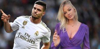 Sevgilisi için karantinayı ihlal eden Real Madrid'in yıldızını bu kez korona korkusu sardı