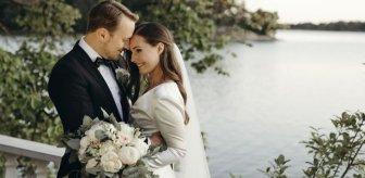 Finlandiya Başbakanı Sanna Marin, futbolcu Markus Raikkonen'le evlendi