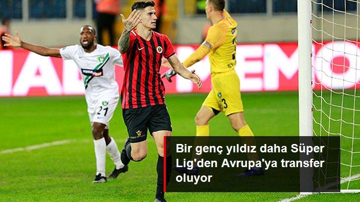 Bir genç yıldız daha Süper Lig den Avrupa ya transfer oluyor