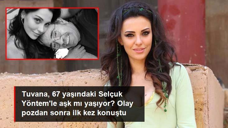 Tuvana Türkay, Selçuk Yöntem'le aşk yaşadığı yönündeki haberlere cevap verdi