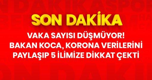 Son Dakika: Türkiye'de 11 Ağustos günü koronavirüs kaynaklı 15 can kaybı, 1183 yeni vaka tespit edildi