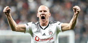 Beşiktaşlı Domagoj Vida, Roma'ya transfer oluyor