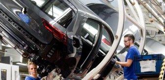 Alman otomotiv tedarikçileri 50 binin üstünde işçi çıkaracak