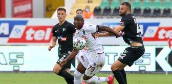 Trabzonspor, deplasmanda Denizlispor ile 0-0 berabere kaldı
